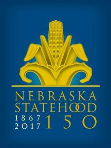 Nebraska 150 logo